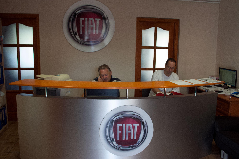 Fiat Szerviz Major Auto Kft